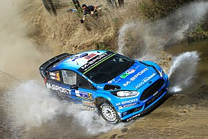 WRC Leg report M-Sport hungry for more in Mexico