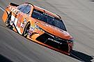 Edwards tops Saturday morning practice in backup car