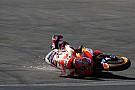 MotoGP Crutchlow warns Honda riders could crash at any time