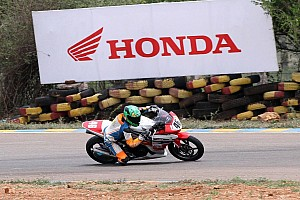 Other bike Race report Chennai Honda CBR 250: Kumar takes control with double win