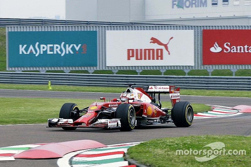 ルクレール、フェラーリでF1テストデビュー