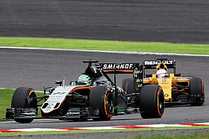 Formula 1 Breaking news Hulkenberg expects to
