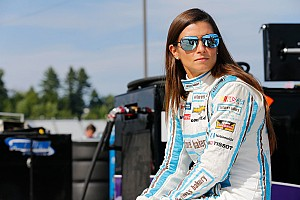 NASCAR Sprint Cup Interview Danica Patrick not happy running 20th: