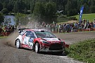 WRC Finland WRC: Meeke seals victory, Neuville tops Power Stage