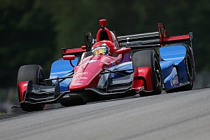 IndyCar Breaking news Aleshin plays down double pitlane disaster