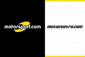 Motorsport.com приобрела Motocuatro.com - ведущий испанский сайт о мотогонках
