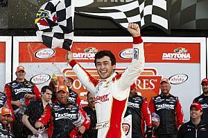 NASCAR XFINITY Race report Chase Elliott fends off Joey Logano in close finish