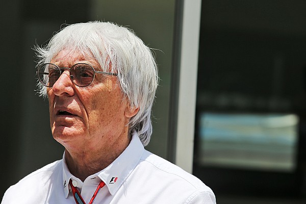 Formula 1 Breaking news Ecclestone: My F1 future now in Liberty's hands