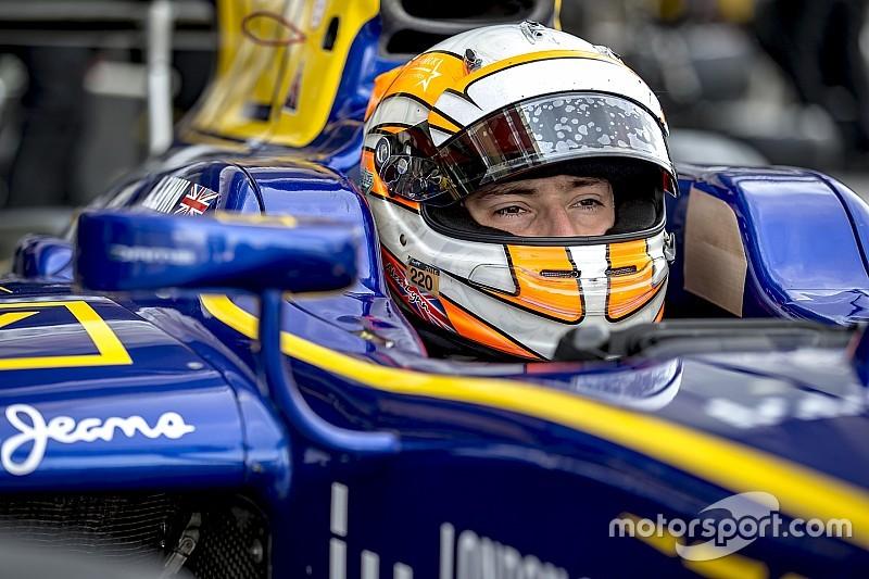 Lynn says Super Formula among his 2017 options