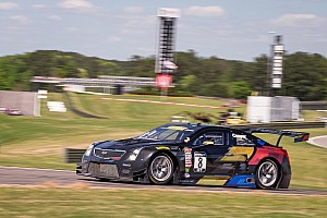 PWC Race report Cooper masters Barber to earn victory for Cadillac
