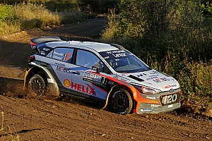 WRC Leg report Portugal WRC: Neuville caps off Friday with two Super Special wins