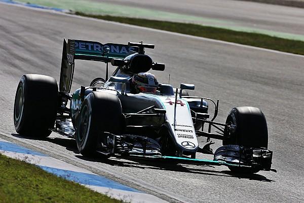 Formule 1 Résumé d'essais libres EL1 - Mercedes pulvérise déjà la pole position 2014