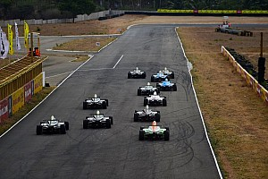 Indian Open Wheel Race report