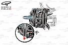 技术分析:梅赛德斯的内凹形刹车盘设计