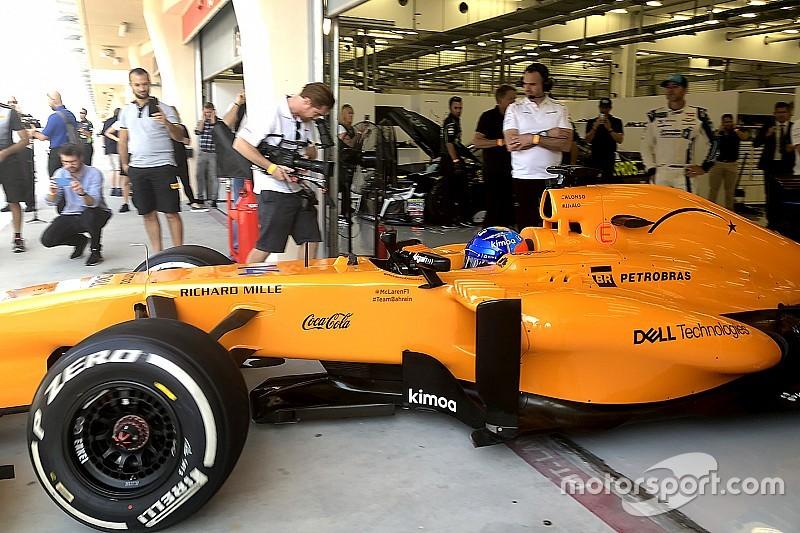 Vidéo - Un tour embarqué en McLaren-Mercedes avec Alonso