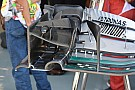 Formula 1 Bite-size tech: Mercedes W07 front wing