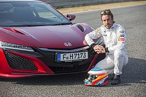 """Automotive Noticias de última hora Alonso: """"Soy consciente del desafío que tenemos por delante"""""""
