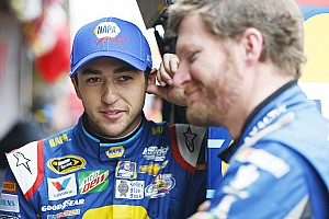 NASCAR Sprint Cup Analysis Chase Elliott driving like a veteran
