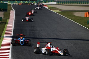 GP3 Breaking news GP3 more meritocratic than F3, says Albon