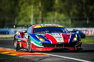 Le Mans Breaking news 24 hours of Le Mans: four Ferraris lined up for AF Corse
