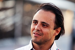 """Formula 1 Interview Massa wants to stay in F1 for """"two or three"""" more years"""