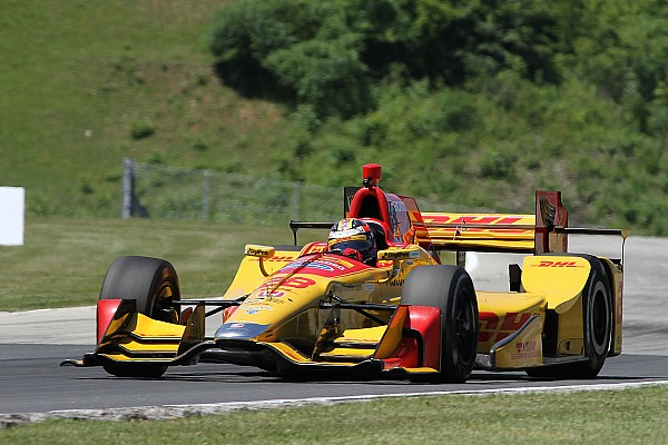 IndyCar Andretti's Indy Lights drivers to test IndyCars at Watkins Glen