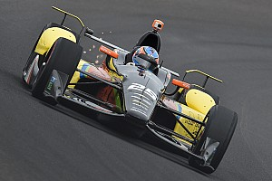 "IndyCar Special feature Stefan Wilson: ""An amazing feeling at Indy"""