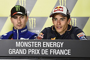 MotoGP Breaking news Lorenzo and Marquez given bodyguards for Mugello