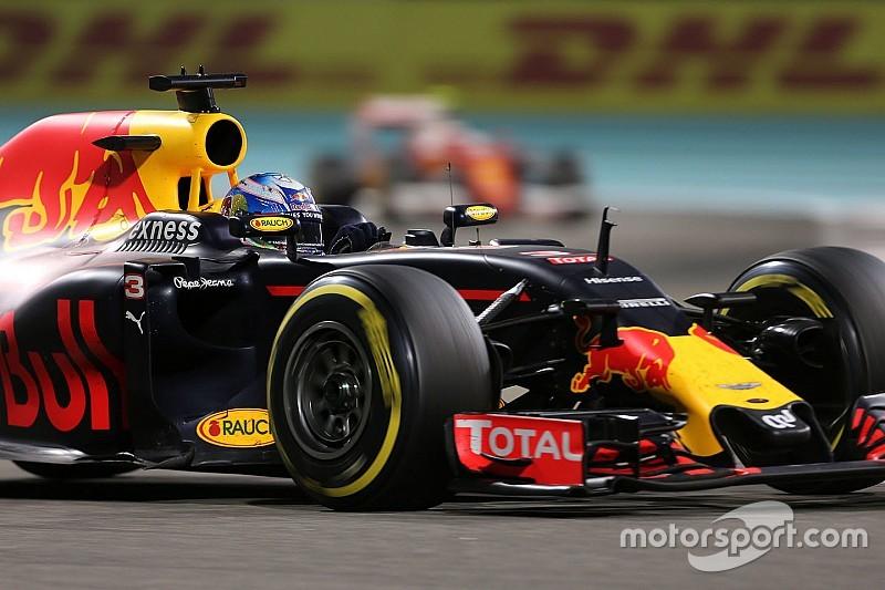 【F1アブダビGP】リカルド「スタート時のスーパーソフトはもっと走れたはず……」