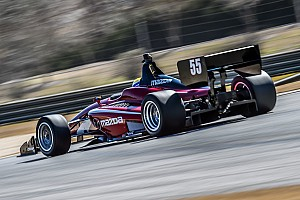 Indy Lights Breaking news Urrutia confident ahead of Indy Lights debut