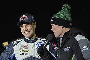WRC Stage report Sweden WRC: Latvala wins sprint stage as second day concludes
