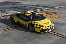 Speciale Lamborghini: una Huracán Follow Me per l'Aeroporto di Bologna