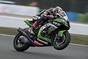 World Superbike Qualifying report Magny-Cours WSBK: Rea masters the wet to grab pole