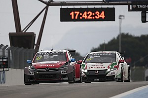 WTCC Race report Citroën victory worth the weight!