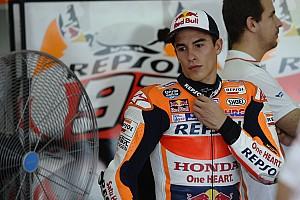 MotoGP Breaking news Marquez: