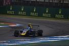 GP3 Hockenheim GP3: Hughes wins, Albon loses points lead after crash
