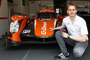 WEC Breaking news Brundle gets G-Drive WEC seat for rest of 2016