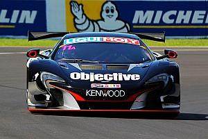 Endurance Practice report Bathurst 12 Hour: Objective McLaren breaks practice record