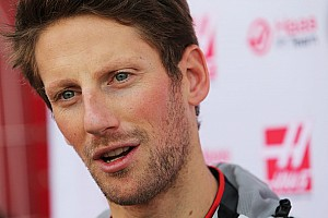 NASCAR Sprint Cup Breaking news Stewart-Haas working to make Grosjean's NASCAR debut happen