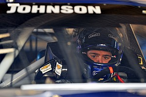NASCAR Sprint Cup Testing report Jimmie Johnson leads morning test at Las Vegas