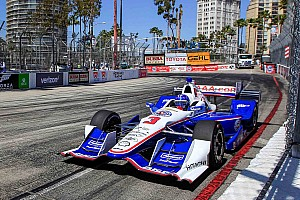 IndyCar Qualifying report Chevy Indycar at Long Beach: Team Chevy driver post qualifying quotes