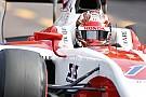 GP2 Giovinazzi penalty hands Matsushita pole for Monaco sprint