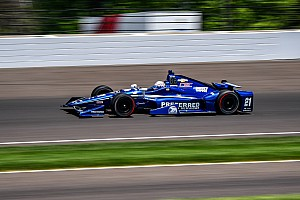 IndyCar Breaking news Newgarden just misses out on pole: