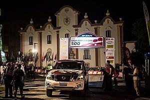 كروس كاونتري تقرير المرحلة عادل حسين عبدالله ثالث أسرع السائقين في المرحلة الافتتاحيّة لباخا بورتاليغري 500