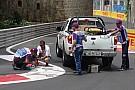 GP2 Kerb issue forces GP2 qualifying postponement