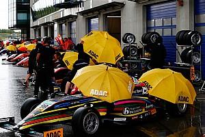 Formula 4 Special feature Sophia Floersch: High hopes dashed by Oschersleben rain