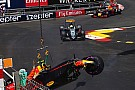 Verstappen admits misjudgement in Monaco qualifying crash