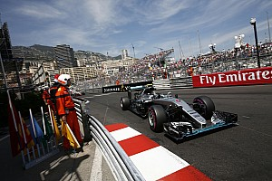 Formula 1 Race report Mercedes: Rain dance required after tense qualifying session in Monte Carlo