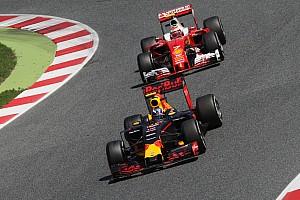 Formula 1 Breaking news Sainz hints at FIA clampdown on moving under braking