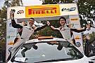Other rally フィンランドラリー選手権最終戦:新井大輝が総合3位、勝田貴元は総合11位で完走。